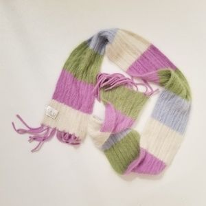 Angora and Wool Scarf Ver Soft C6
